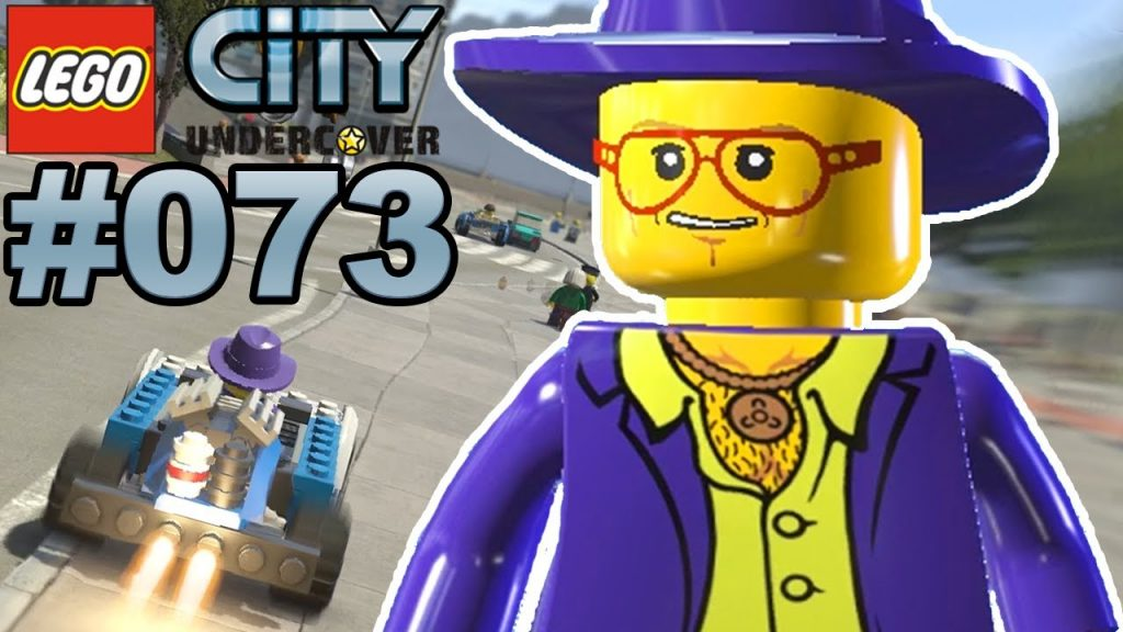 LEGO CITY UNDERCOVER #073 Der Autodiebstahl 🐲 Let's Play LEGO City Undercover [Deutsch]