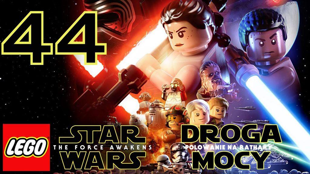 Zagrajmy w: LEGO Star Wars: Przebudzenie Mocy #44 – Droga Mocy (Polowanie na Rathary na 100%)