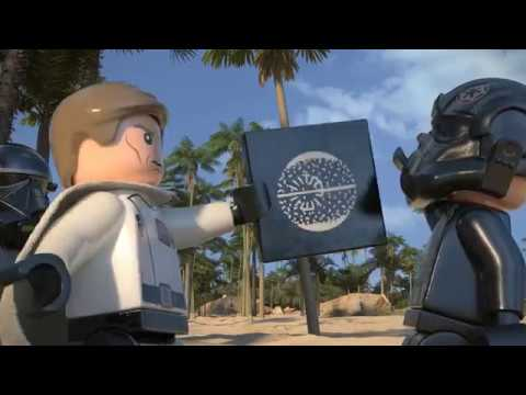 Microfighter Misadventures – LEGO Star Wars – Mini Movie #Masteryourforce