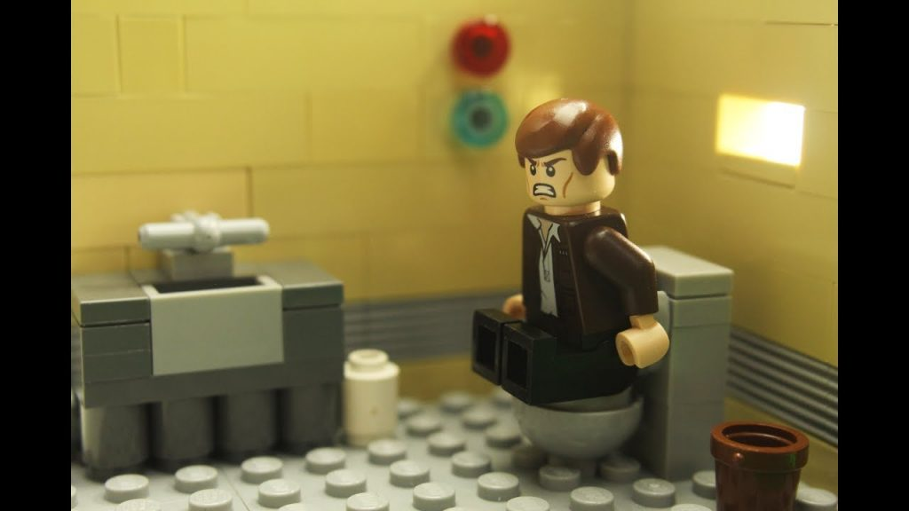 LEGO Star Wars: Pressing Matters (Stop Motion)