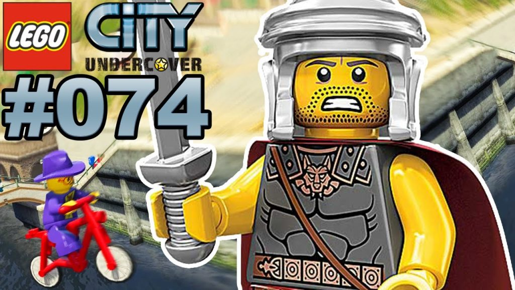 LEGO CITY UNDERCOVER #074 Der schiefe Turm von LEGO City 🐲 Let's Play LEGO City Undercover [Deutsch]
