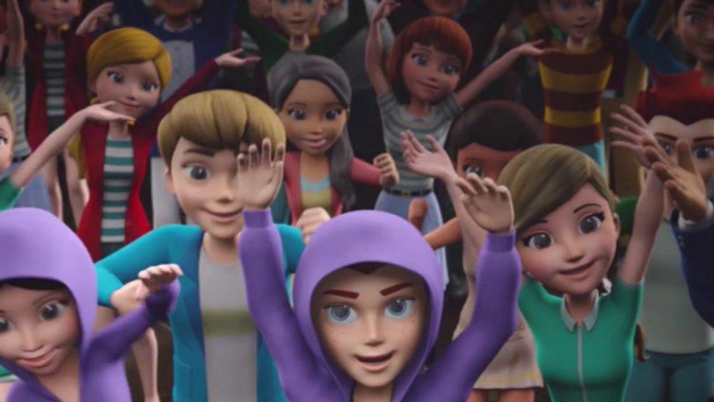 LEGO Friends Freunde fürs Leben Mädchen Song Deutsch