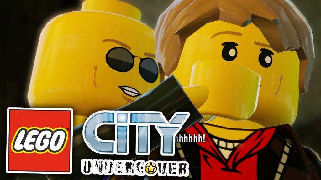 MORPHEUS   Folge 10   Lego City Undercover