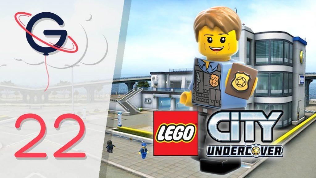 LEGO CITY UNDERCOVER : MODE LIBRE FR #22 – Le Poste de Police !