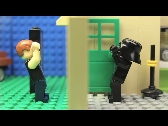 Lego Star Wars – The Prank