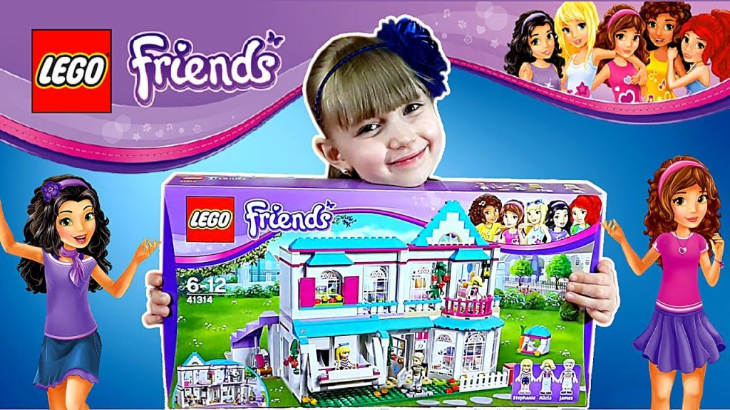 МАРАФОН ДРУЖБЫ С LEGO Friends. VLOG: ПОДАРКИ ДЛЯ МОИХ ДРУЗЕЙ В ДЕНЬ ДРУЖБЫ