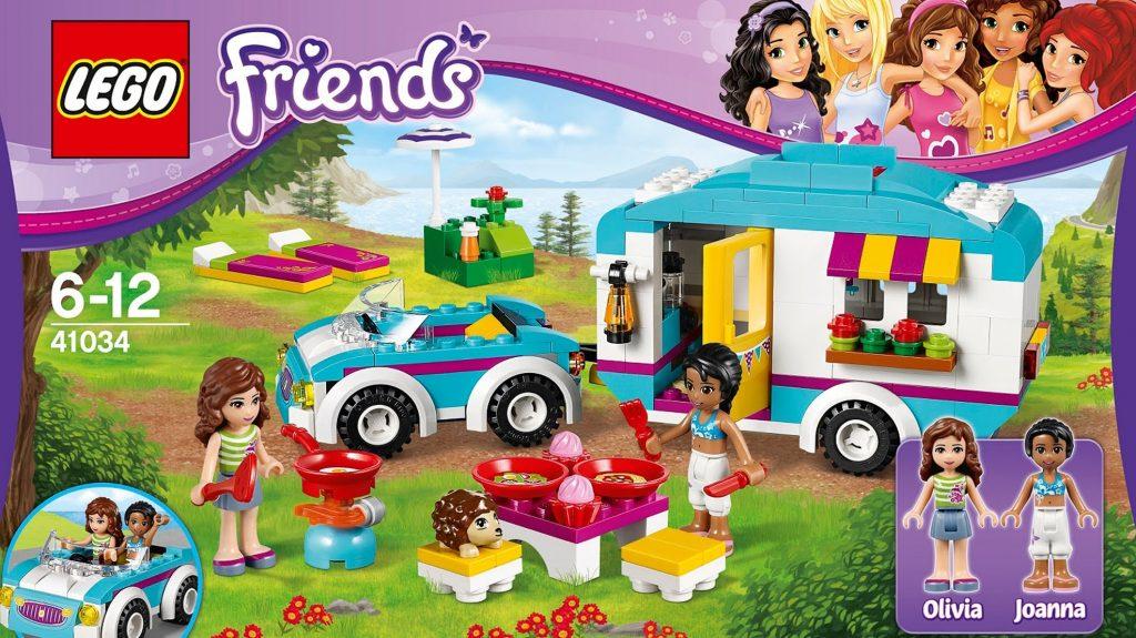 Summer Caravan / Wóz Kempingowy 41034 – Lego Friends – www.MegaDyskont.pl