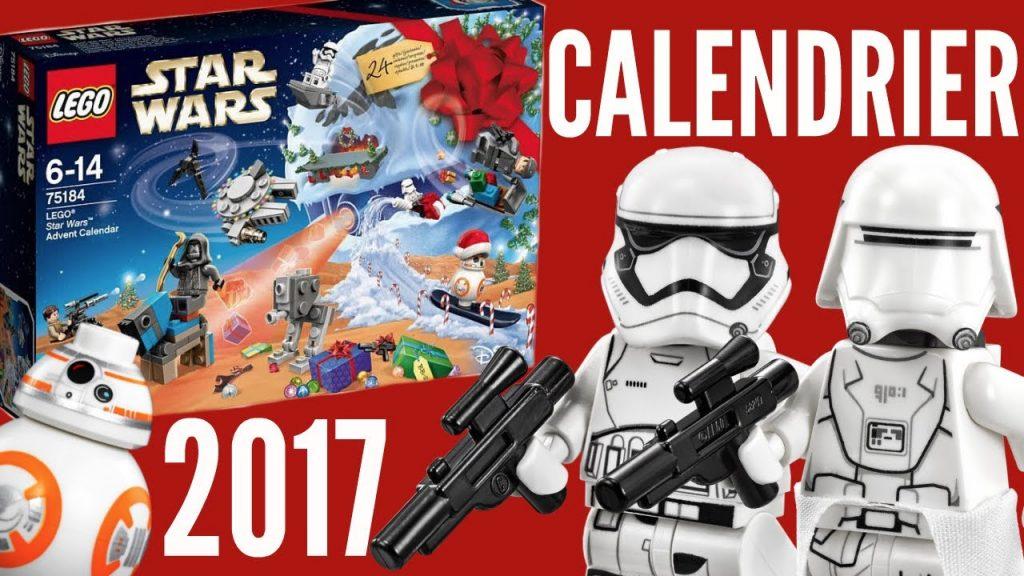 LEGO STAR WARS | CALENDRIER DE L'AVENT 2017