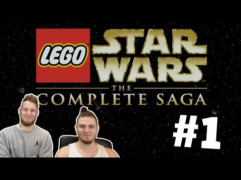 TIEŠRAIDE   LEGO STAR WARS: COMPLETE SAGA #1
