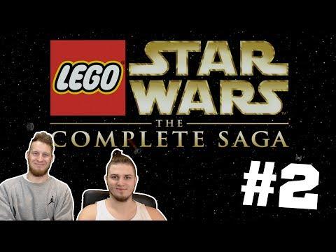 TIEŠRAIDE | LEGO STAR WARS: COMPLETE SAGA #2