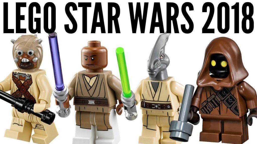 LEGO STAR WARS SETS 2018 !