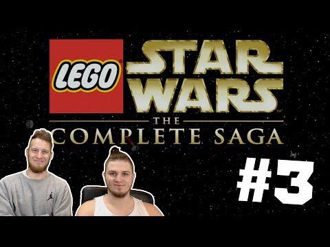 TIEŠRAIDE | LEGO STAR WARS: COMPLETE SAGA #3