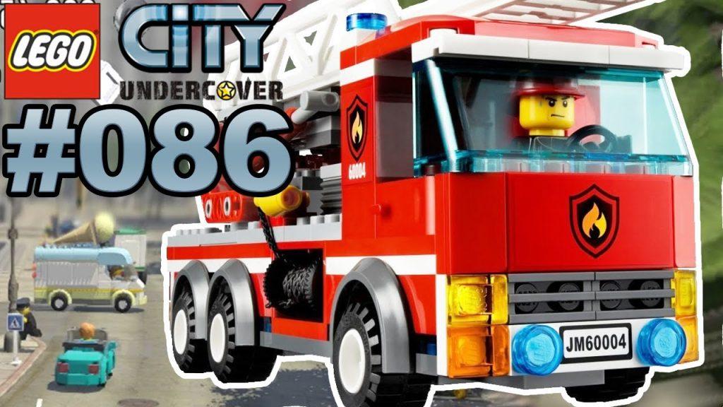 LEGO CITY UNDERCOVER #086 Feuerwehr Überwachtes Anwesen 🐲 Let's Play LEGO City Undercover [Deutsch]