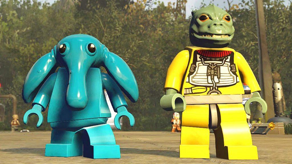 Poe ao Resgate: Lego Star Wars O Despertar da Força – Xbox One / Playstation 4