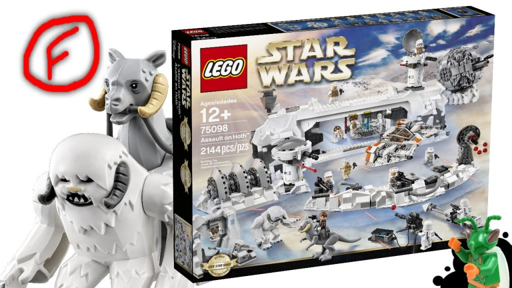 LEGO Star Wars 2016 UCS  Assault on Hoth set RANT!