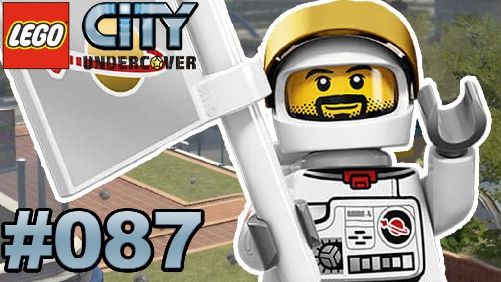 LEGO CITY UNDERCOVER #087 Gebiet erobert 🐲 Let's Play LEGO City Undercover [Deutsch]