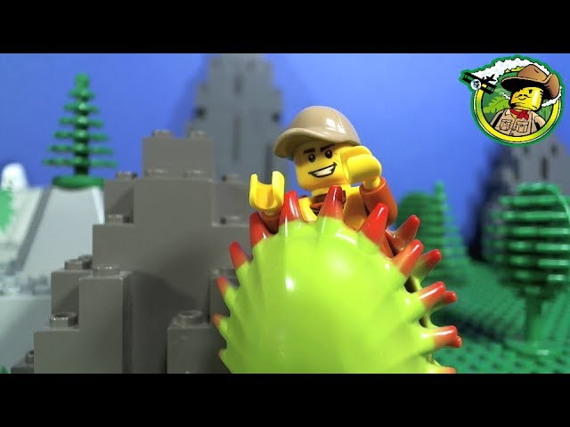 LEGO City Jungle ALL Vehicles and Sets Stop Motion