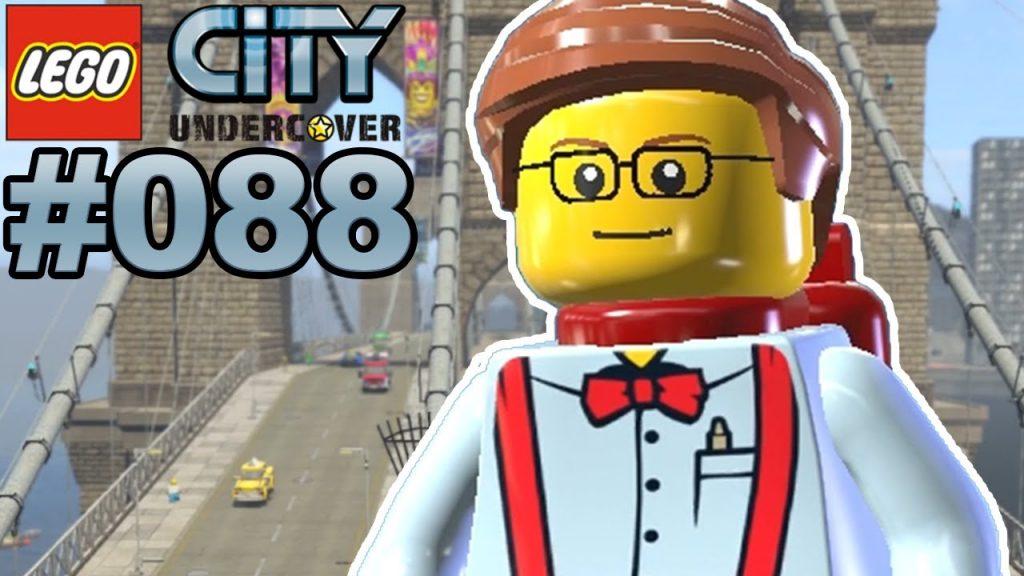 LEGO CITY UNDERCOVER #088 Heritage Brücke + Großer Kanal 🐲 Let's Play LEGO City Undercover [Deutsch]