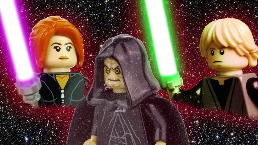 Lego Star Wars Stop Motions Season 3 Trailer | Lego Stop motion Trailer
