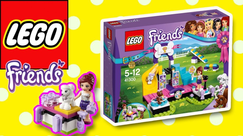 LEGO FRIENDS – PUPPY CHAMPIONSHIP | Little Kelly & Friends ToysReview for Kids