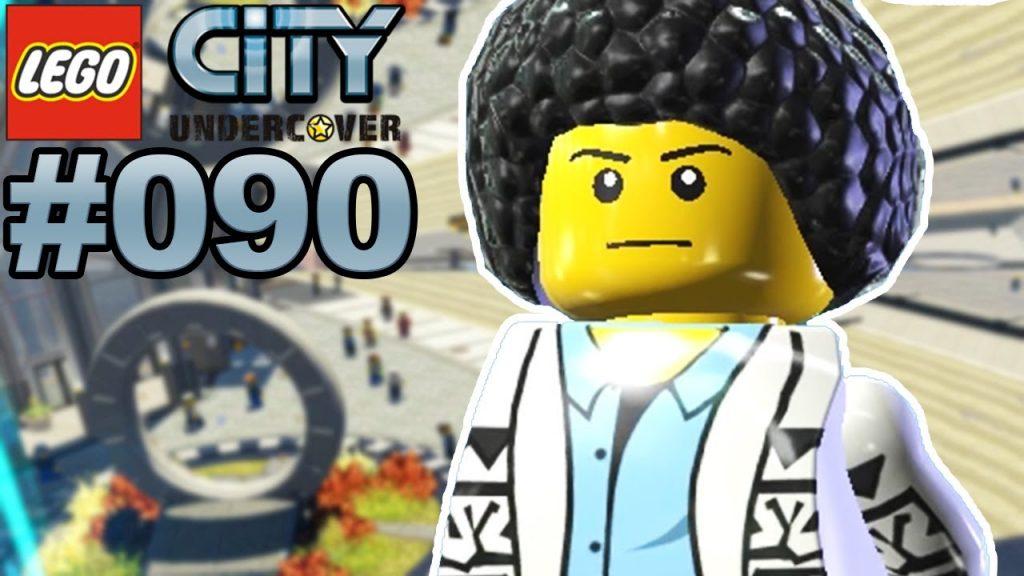 LEGO CITY UNDERCOVER #090 Stargate in Zentrum 🐲 Let's Play LEGO City Undercover [Deutsch]