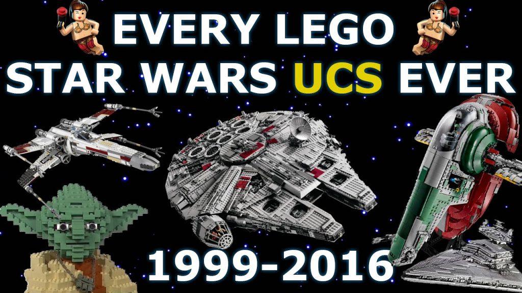All UCS LEGO Star Wars Sets EVER! 1999-2016