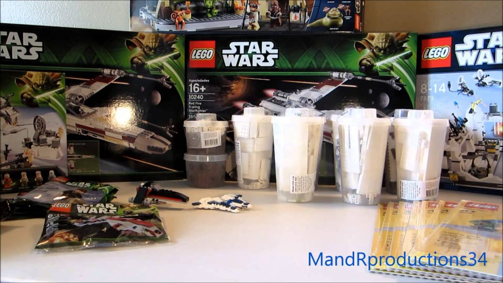 LEGO Star Wars May The Fourth Haul ($1,000) (HUGE!)