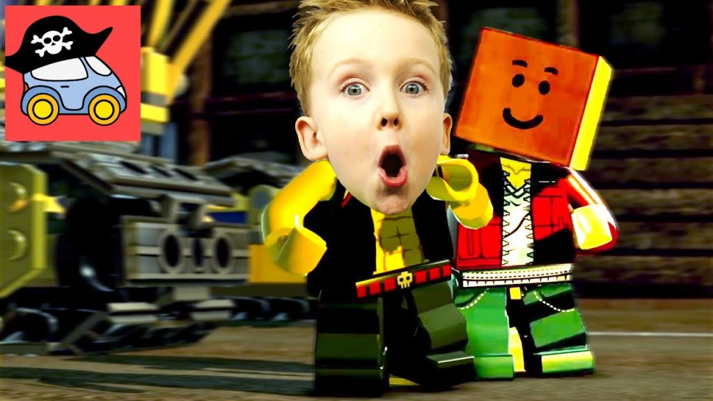 🚓 Lego City Undercover #24 ГЕНИЙ МАСКИРОВКИ в Лего Сити ГТА Прохождение игры Жестянка