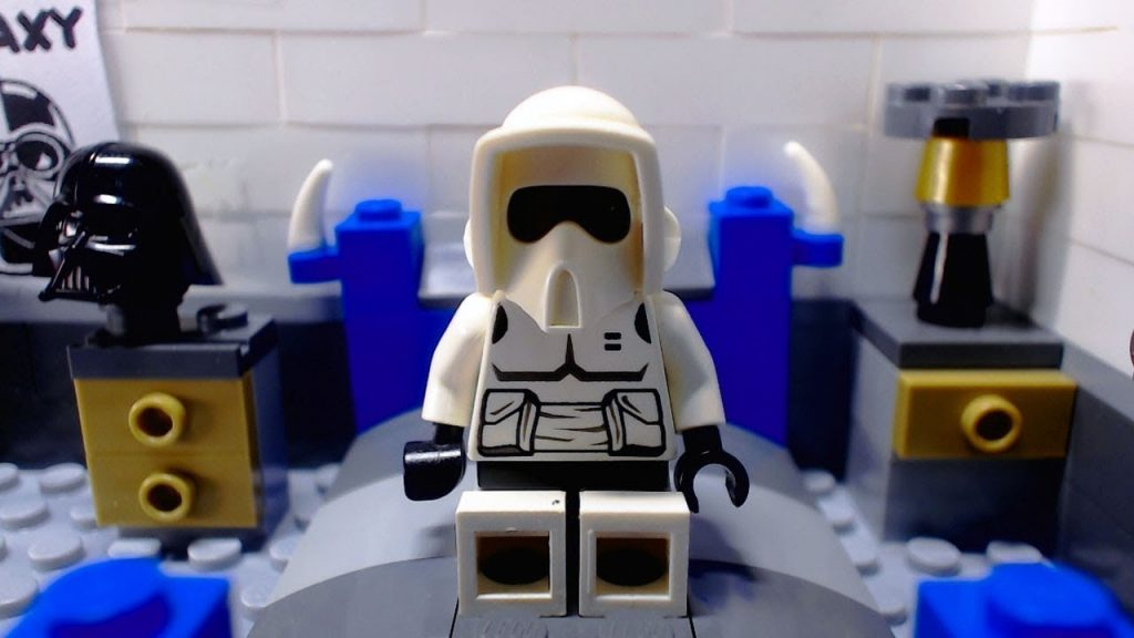 Lego Star Wars Stormtrooper's Day Off