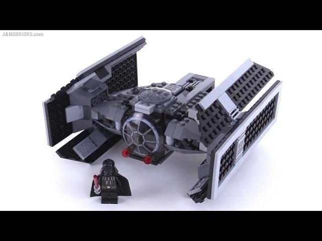 LEGO Star Wars Darth Vader's TIE Fighter from 2009! set 8017