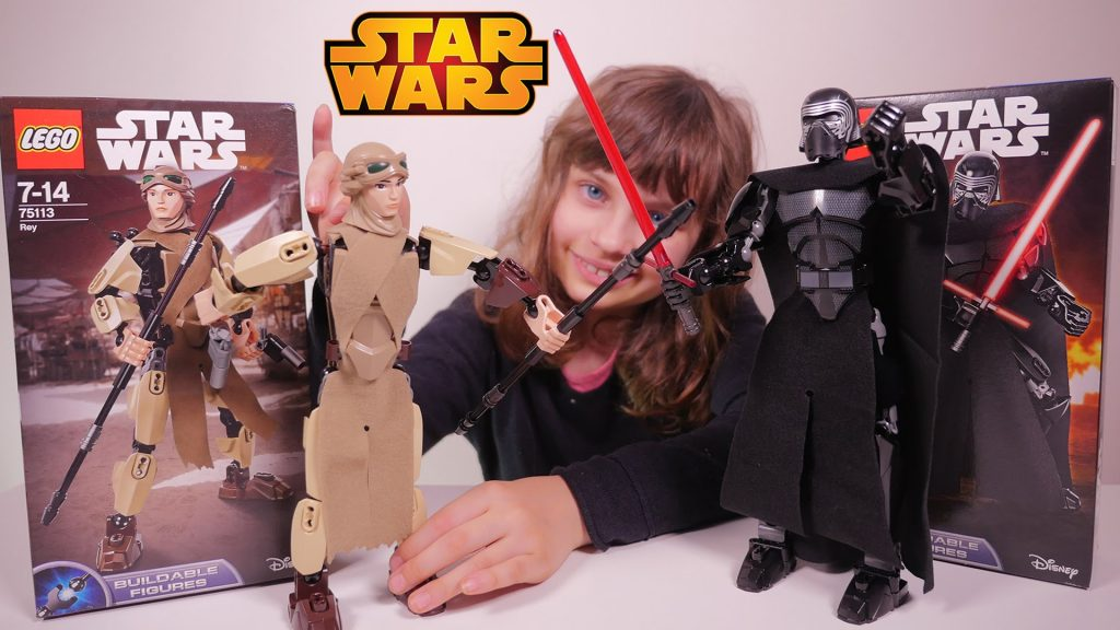 [LEGO STAR WARS] On monte NOS figurines ! :) – Studio Bubble Tea unboxing Lego Star Wars figures