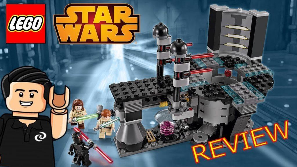 Lego Star Wars 75169 Duel on Naboo Review de juguetes en Español