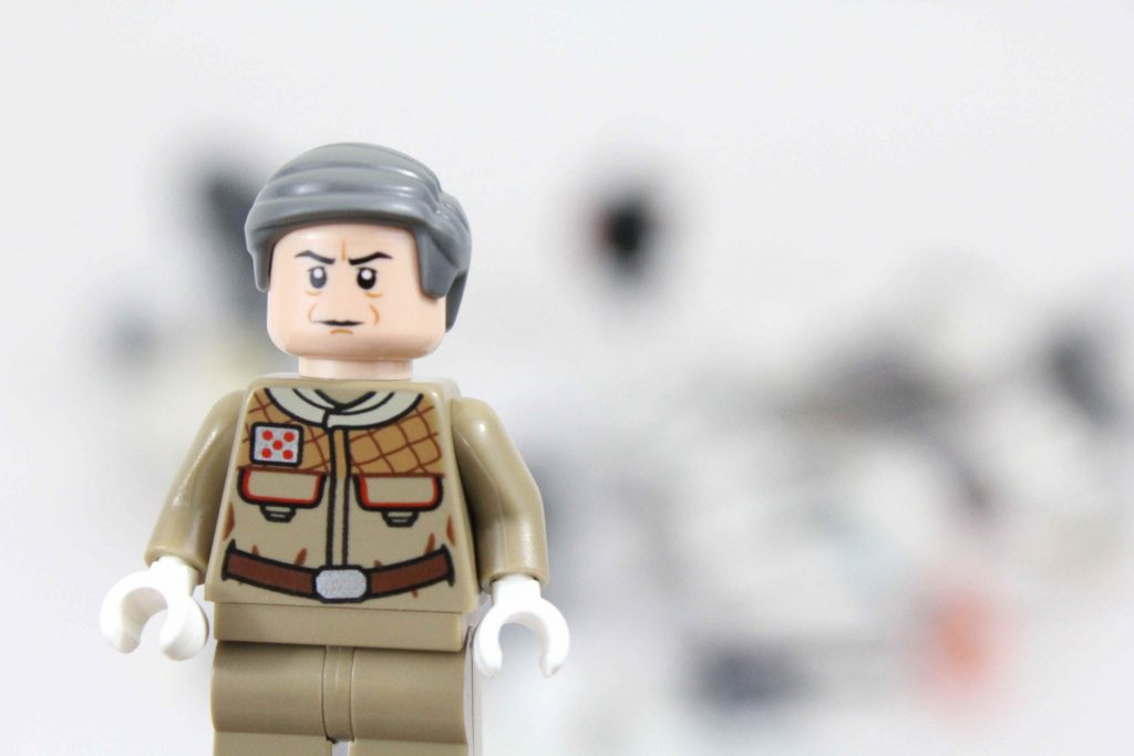 LEGO Star Wars Battle of Hoth Review 75014