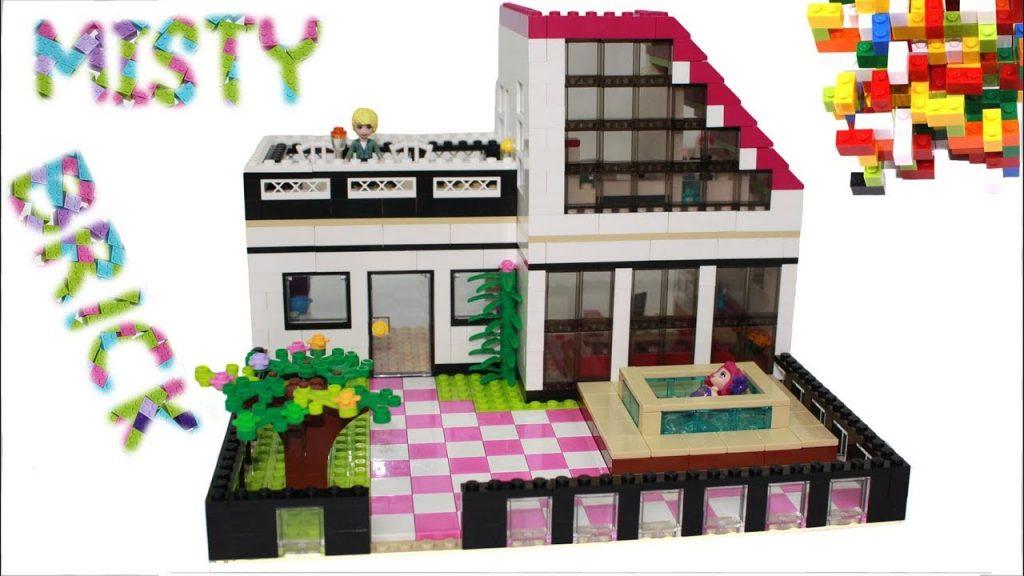 Lego Friends House  #20 by Misty Brick.