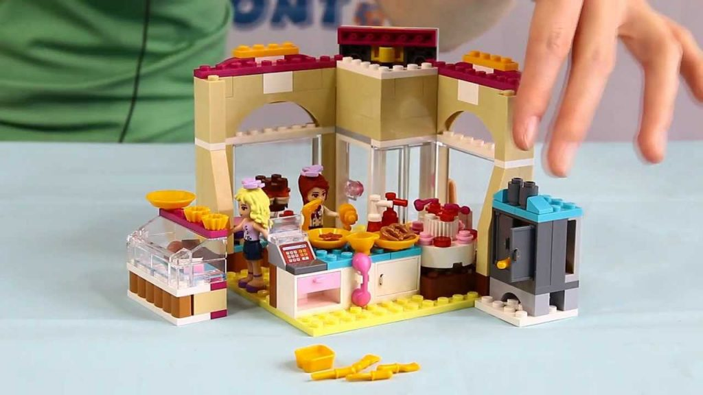 Downtown Bakery / Piekarnia 41006 – Lego Friends – www.MegaDyskont.pl – sklep z zabawkami