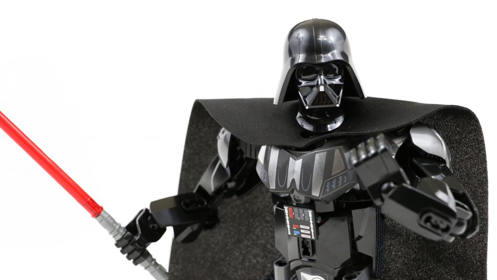 LEGO Star Wars Darth Vader (Timelapse & Review) – Set 75111