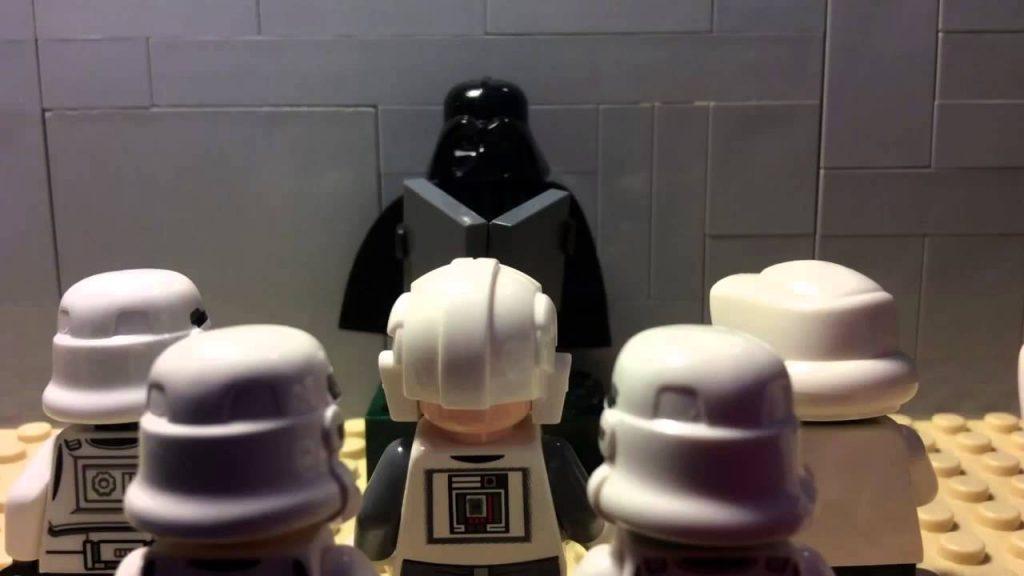 Hello Muddah, Hello Faddah (LEGO Star Wars Edition)