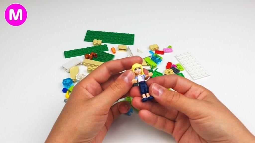 💡 Клёвые Игры Для Девочек – Собираем Конструктор Лего Френдс Lego Friends 👍
