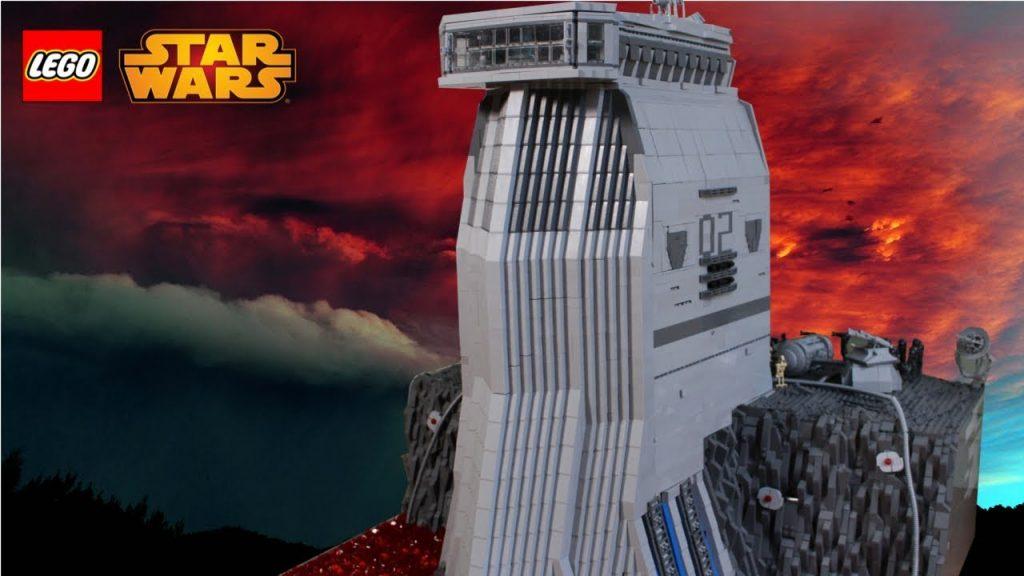 LEGO Star Wars Deutsch Zitadelle Clone Wars MOC