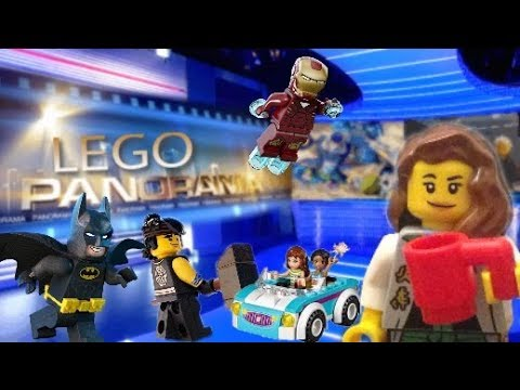 Panorama LEGO #57| Wyniki konkursu LEGO Friends, The LEGO Ninjago Movie