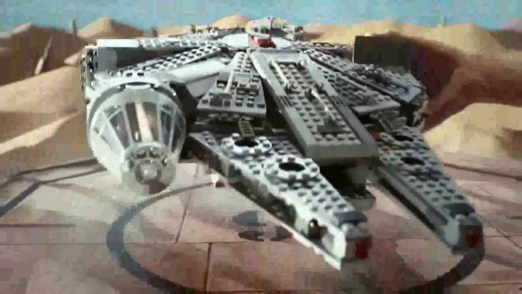 LEGO Star Wars Millennium Falcon Commercial