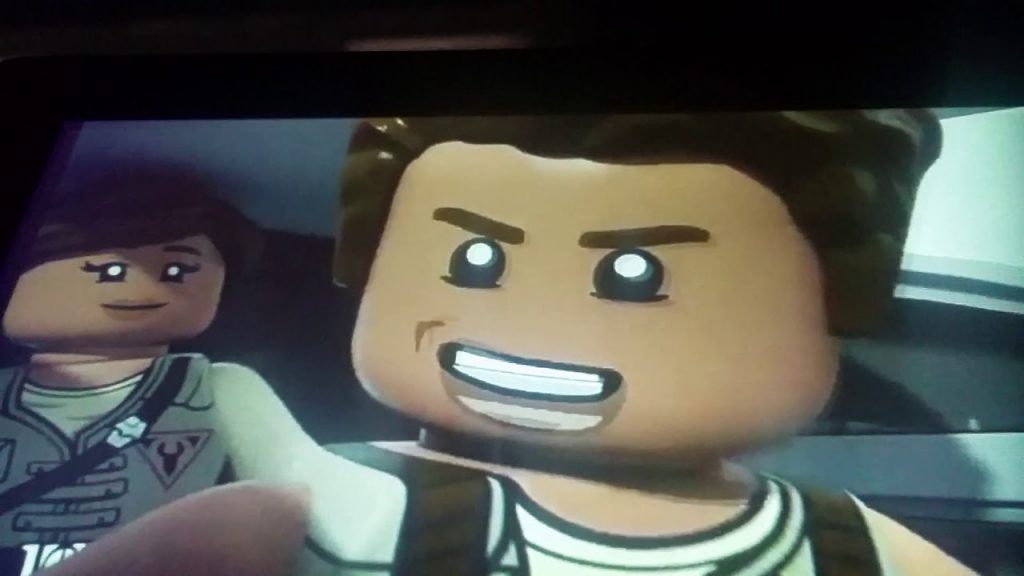 lego star wars freemaker Adventures music video make me move