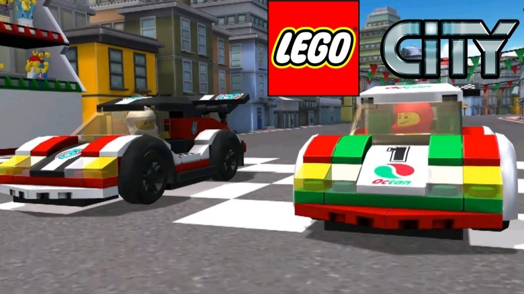 LEGO City My City (1 – 2) – Lego Race | Lego Car | Mini games gameplay Walkthrough (android, ios)
