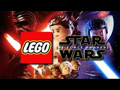 İlk İzlenim: Lego Star Wars: Force Awakens