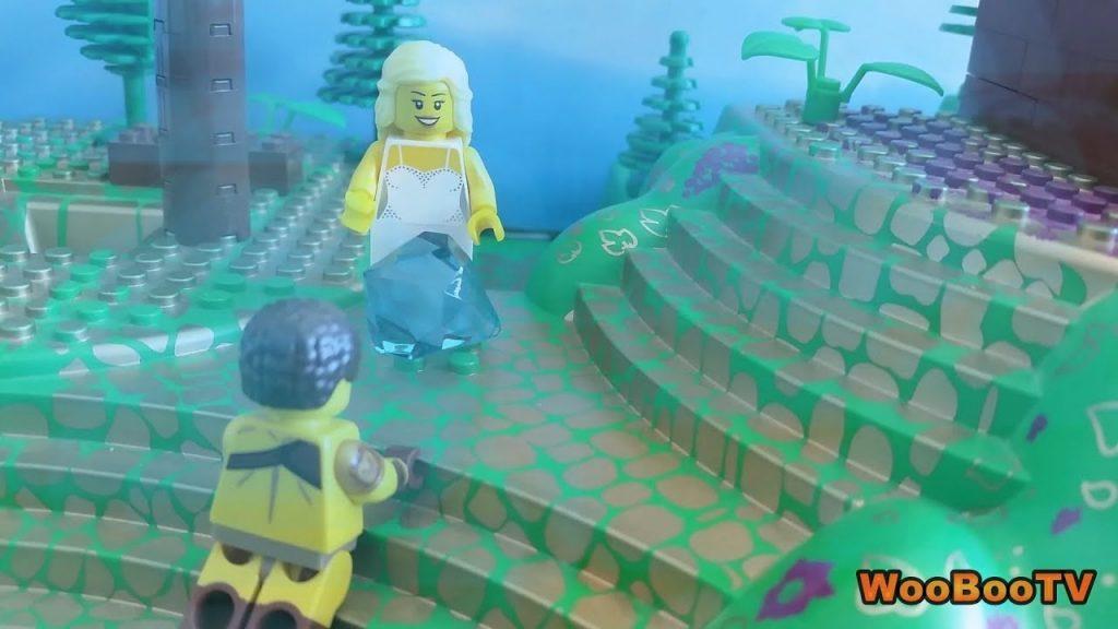 LASTENOHJELMIA SUOMEKSI – Lego city – Delfoin oraakkeli – osa 2