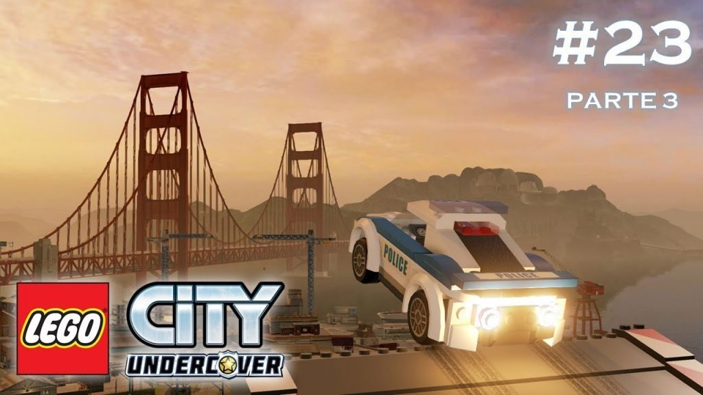 LEGO CITY UNDERCOVER – EXPLORANDO LEGO CITY! PARTE 3 – [LEGENDADO] – #23