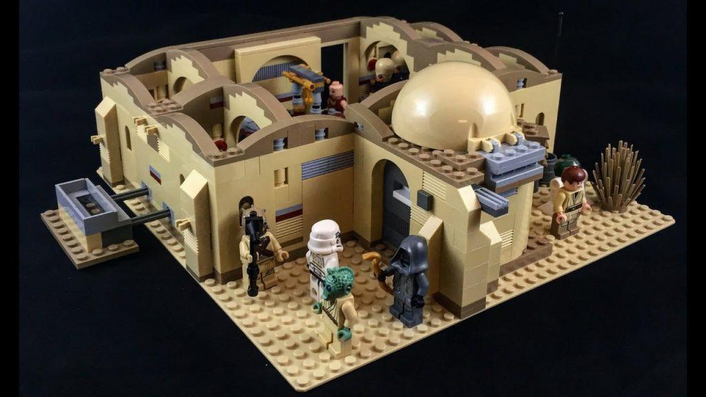 Lego Star Wars – Mos Eisley Cantina MOC