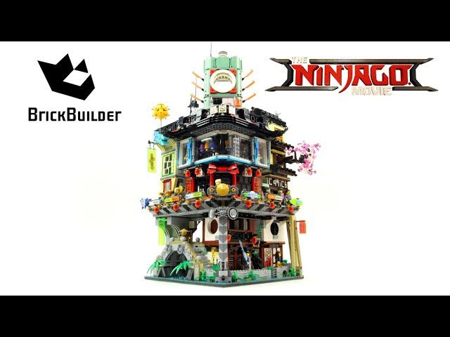 Lego Ninjago 70620 NINJAGO City  – Lego Speed build