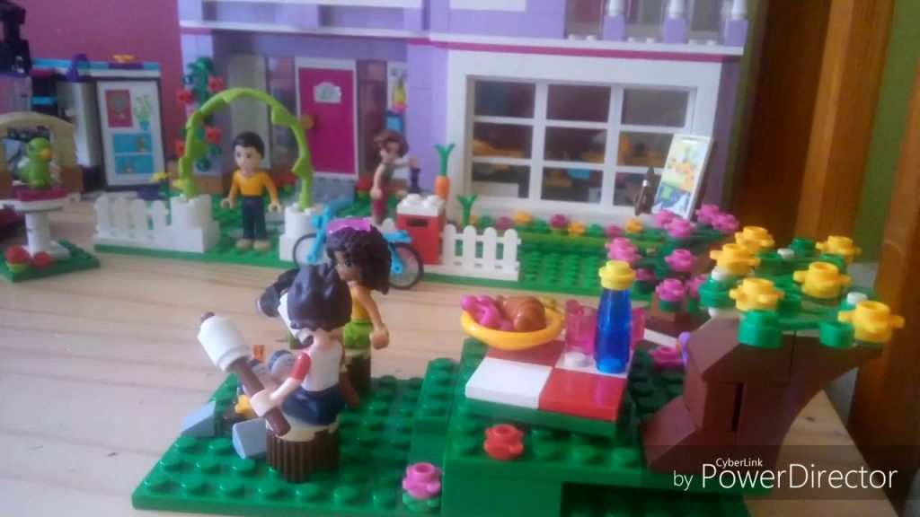 Lego friends:ma ville lego friends!💎👌