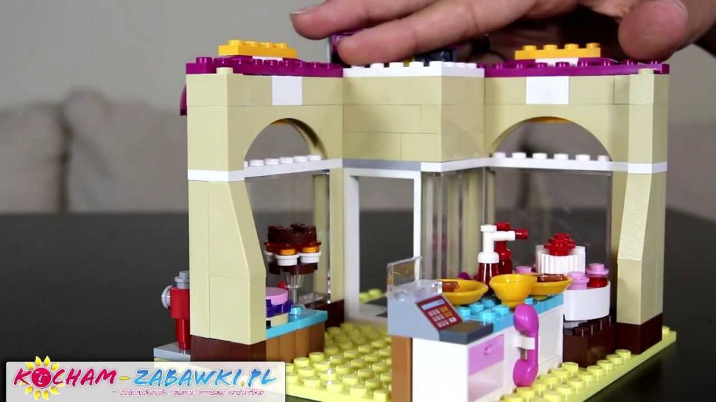 Downtown Bakery / Piekarnia – 41006 – Lego Friends – Recenzja